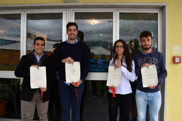 Saranno Piloti (e astronauti): i vincitori delle borse di studio Carlo Sbragi