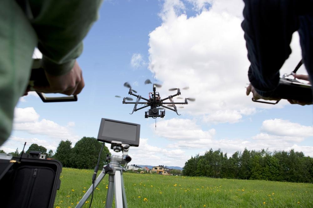 Il corso di droni è decollato