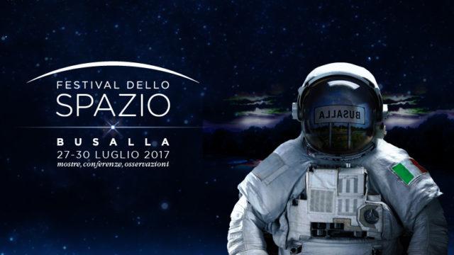 Aero Club di Genova è Partner del Festival dello Spazio a Busalla: dal 27 al 30 luglio 2017