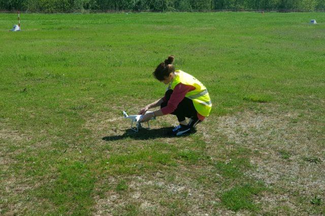 Veronica Mariannelli: prima donna Pilota Drone ENAC
