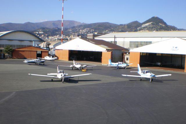 Aquile di domani: presentazione di un nuovo corso di pilotaggio