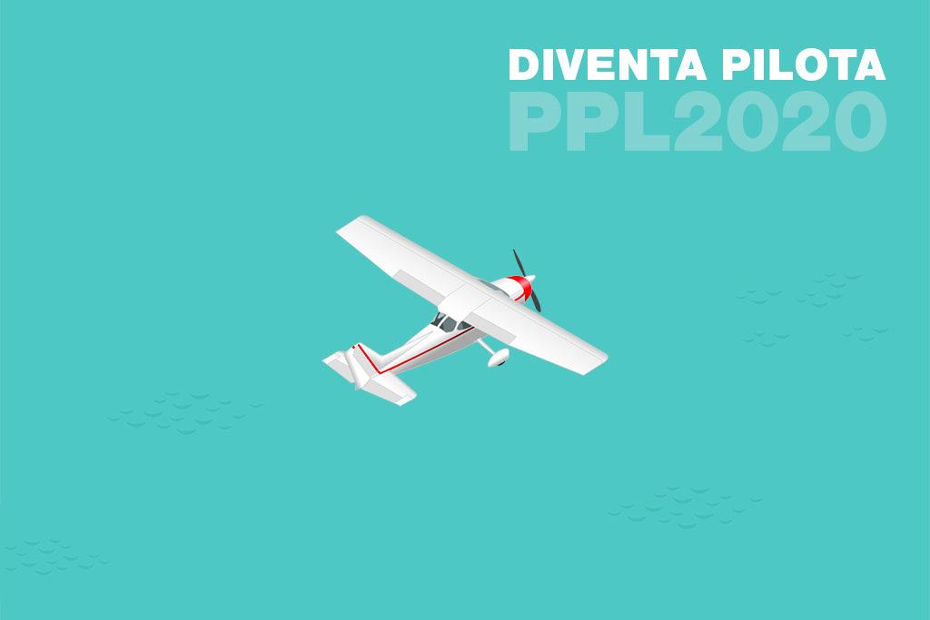 Diventa pilota privato d'aereo
